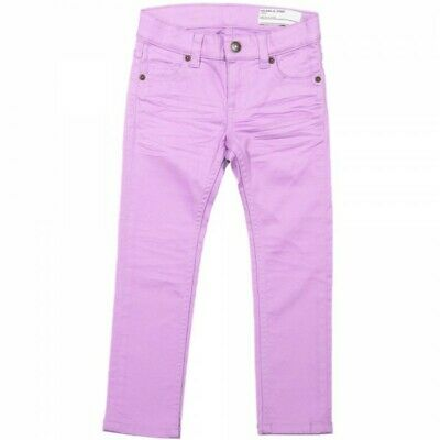 Polarn O.Pyret Colourful Jeans Lilac Age 5-6 Years TD098 GG 02