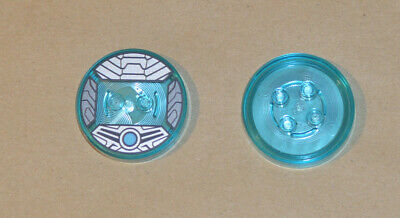 Genuine LEGO Dimensions TAG DISC only Cyberman + Dalek | Doctor Who | 71238