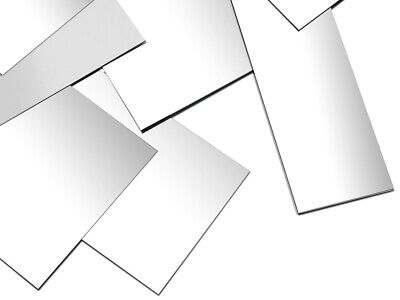 925 Sterling Silver Sheet Fully Annealed Jewellers 0.5mm Thick (Select Size)