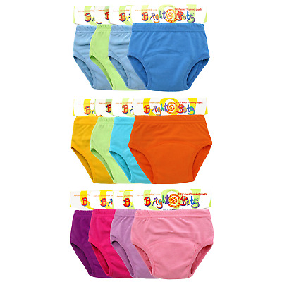Bright Bots Washable Toilet Potty Training pull up Pants Boy Girl Toddler NEW!!!