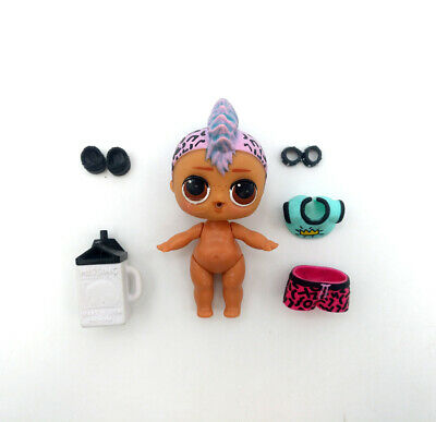 LOL Surprise Doll Big Boy PUNK BOI Color Change Colthes Outfit Set Series 3-024