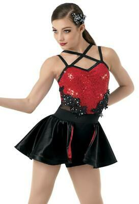 Clothing Shoes Accessories Outfits New Weissman The Look Dance Costume Skate Hip Hop Jazz Tap 4791 Adult Sraparish Org