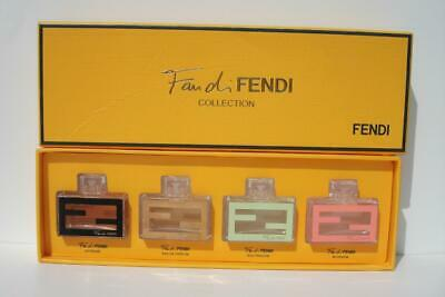 Fan Di Fendi Miniature Perfume Collection Extreme Blossom Eau Fraiche Edp