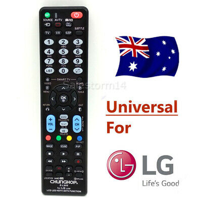 Universal LG Smart TV Remote Control Replacement For LED LCD 3D HD TV AU