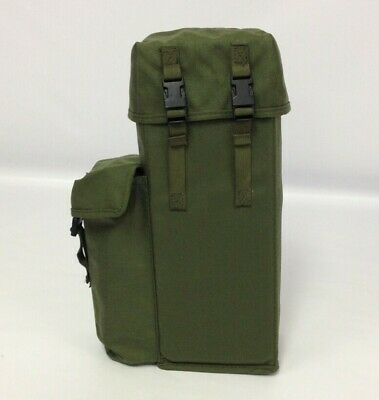 US Military New Harris Radio Accessories Pouch OD Green MOLLE Army Surplus