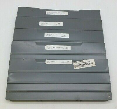 Stanley D5016 Cabinet Drawer Dividers (Lot of 5)