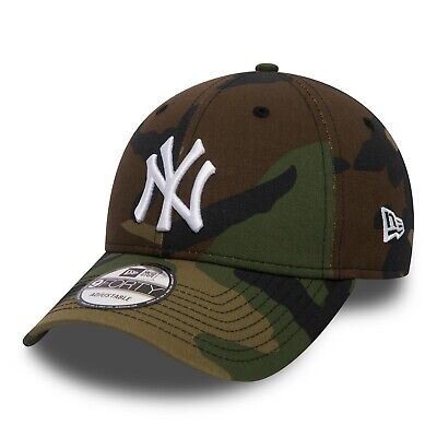 New York NY Yankees Camo Essential 9FORTY New Era Cap | New w/Tags | Top Brand