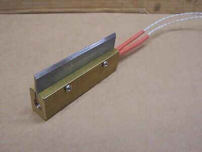 """Webbing Cutter Replacement 4"""" Blade Ass'y/Heating Unit"""