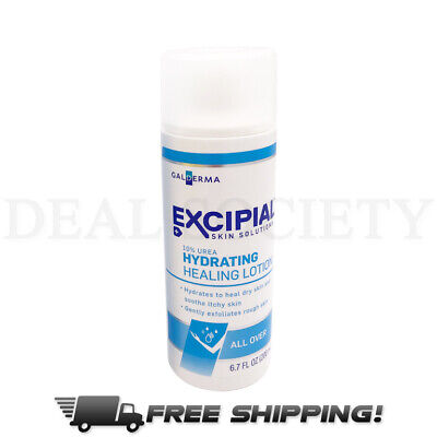 Excipial Skin Solutions 10% UREA Hydrating Healing Lotion 6.7oz