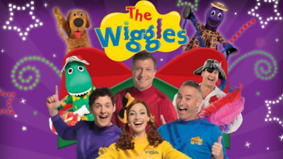 THE WIGGLES TICKETS MELBOURNE SATURDAY 10am SHOW ~ 7/12 7 DECEMBER