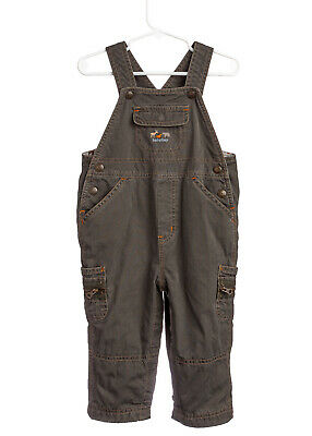 Baby Gap Boys Green Overalls Size 18-24 Months