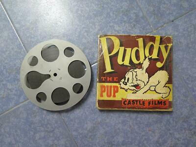 Puddy – The Pup -Película 16Mm,Old Movie, Retro Vintage Film-(Dog Wanted)