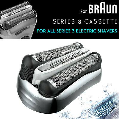 Replacement Foil Head For Braun 32S Series 3 310S 320S 340S 350CC 360S 3000S
