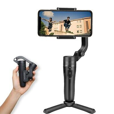 Feiyu Vlog Pocket Foldable Gimbal for Smartphone iPhone Huawei Samsung One Plus