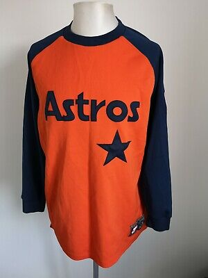 Nike Cooperstown Collection Houston Astros Baseball Jersey MLB #34 Ryan - Size L