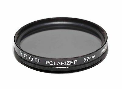 52mm High Quality Kood Linear Polarizing Filter Made in Japan Polarizer 52mm