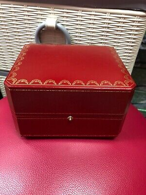 Authentic Vintage Cartier Watch Box Case co1018