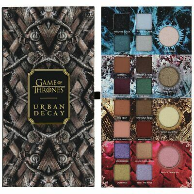Urban Decay Game Of Thrones Eyeshadow Palette Limited Edition Natural Soft color