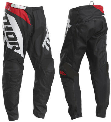 THOR Sector Blade Cross Hose 2020 charcoal rot Motocross Enduro MX MTB Pant