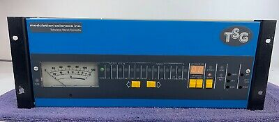 Modulation Sciences Inc. STV-784WB Television Stereo Generator
