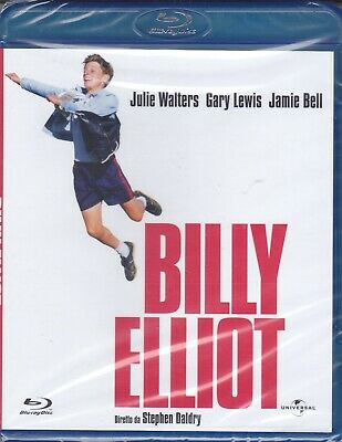 Blu-Ray Billy Elliot Nuevo 2001