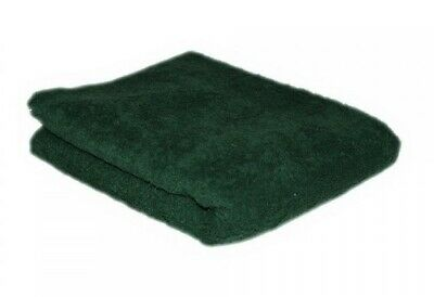 Hair Tools Towels - Bottle Green