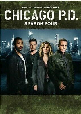 CHICAGO PD TV SERIES COMPLETE SEASON FOUR 4 New Sealed DVD