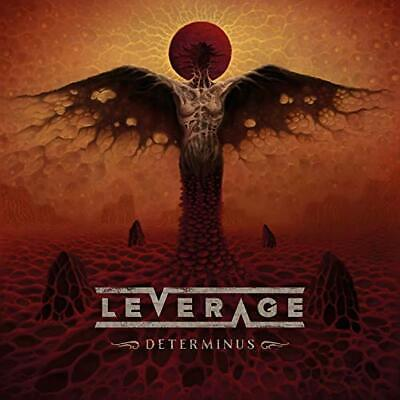 2019 JAPAN CD LEVERAGE DETERMINUS with BONUS TRACK