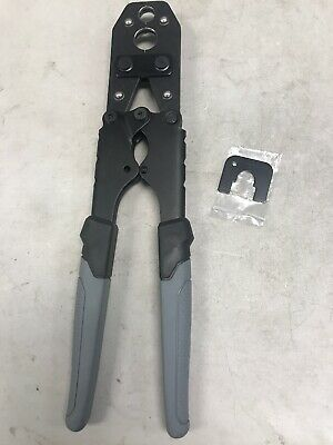 Apollo 1/2 in. and 3/4 in. PEX SS Sleeve Crimp Tool 69PTKH0014SS *LIGHTLY Used*