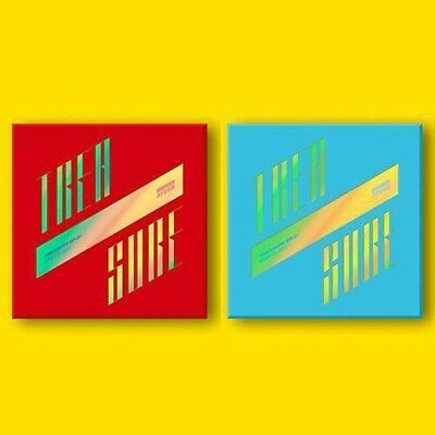 ATEEZ TREASURE EP.3 ONE TO ALL ALBUM [UNSEALED] Illusion/Wave