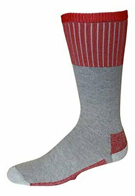 Wolverine Alpaca Lambs Wool Blend Hike or Work Socks - 2 pair USA made