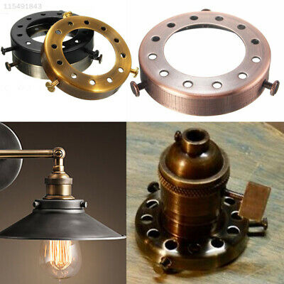 Edison Retro Vintage Ceiling Light Lamp Chandelier Holder Socket Fitting Kit
