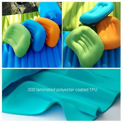 Portable Inflatable Air Mini Pillow Storage Air Ultralight  Good