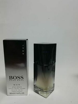 Hugo Boss  Soul  After Shave Lotion Spray  50 ml New & Rare