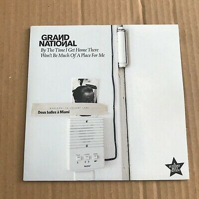 """Grand National - By The Time I Get Home . . . - 7"""" - UNPLAYED - Discount For 2+"""