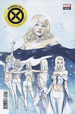 Powers Of X #3 (Of 6) Bengal Character Decades Variant (21/08/2019)