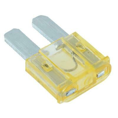 50 x 5A Micro2 Blade Fuse Auto Automotive Car Van Bike