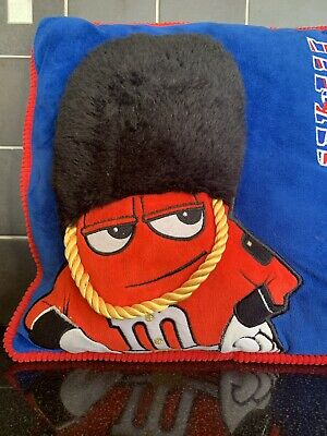 M&M'S London COLLECTABLE Cushion