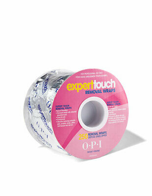 OPI Expert Touch Removal Wraps (250)