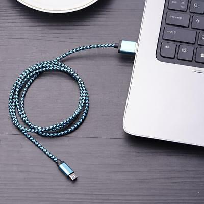 1M Long Micro USB Data Sync Charger Lead Cable For Samsung Android-Phone