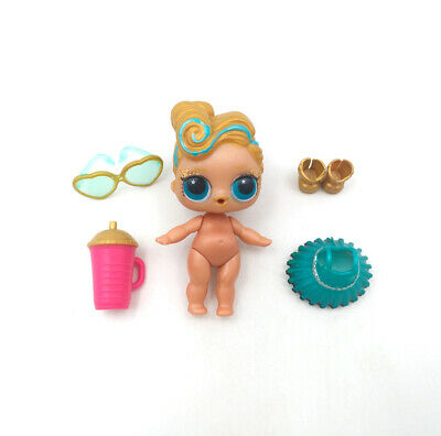 LOL Surprise Doll Ultra-Rare Big Sister 24K Gold Series 2-025 LUXE Color Change