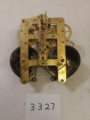 Antique Seth Thomas Mantle Clock Movement 89 Al