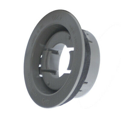 """Grote 42190 Gray Snap-In Theft-Resistant Mounting Flange (For 2"""" Round Lights)"""