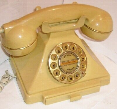 TELEPHONES - ROTARY DIAL-UP - PHONES - 1960-2000 click SELECT to browse or order
