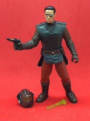 Star Wars Aotc Saga Captain Typho (Padme's Head Of Security) Loose Complete