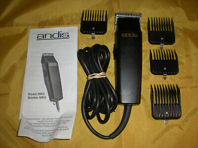 Andis MBG 1-Speed Professional Detachable Blade Clippers