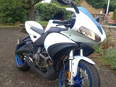 2002 BUELL XB9R Firebolt Only 12096 Miles  Coloured Screen  Braided