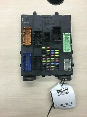 2012 12-17 Ford Focus Sedan Bcm Body Control Module Fuse Box Relay Junction Oem