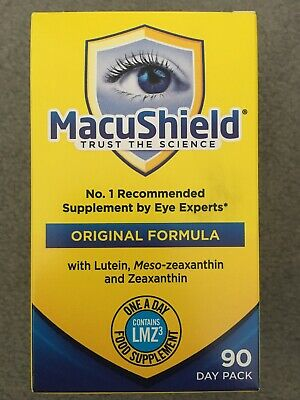 Macushield Eye Health Capsules x 90 Day Pack