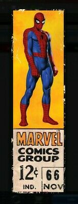 Corner Boxes Spider-Man Series 1 Wave 3 Topps Marvel Collect Rare 857cc